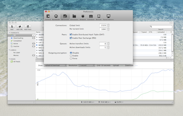 How to speed up utorrent for mac wisely guide utorrent setting stopboris Gallery