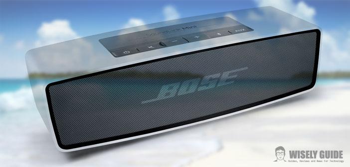 review bose soundlink mini small size big sound. Black Bedroom Furniture Sets. Home Design Ideas