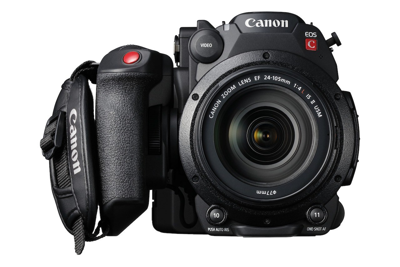 Canon introduces the C200 with internal 4K recording at 50p