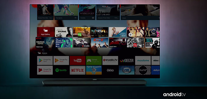 Philips Smart TV: The 2018 range starts with 65 and 55-inch