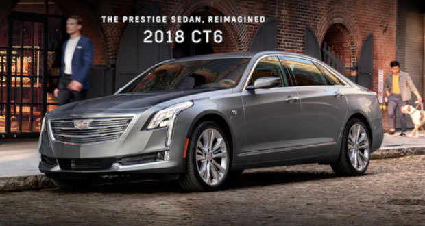 Cadillac Hands Free Super Cruise System Available On All