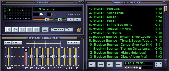 Winamp is not dead, a new official version is downloaded online